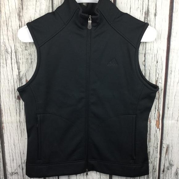 adidas Jackets & Blazers - Adidas Women's ClimaWarm Black Vest Size S